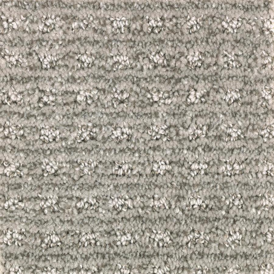 Mohawk Essentials Fashion Lane 12-ft W x Cut-to-Length Soapstone Pattern Interior Carpet