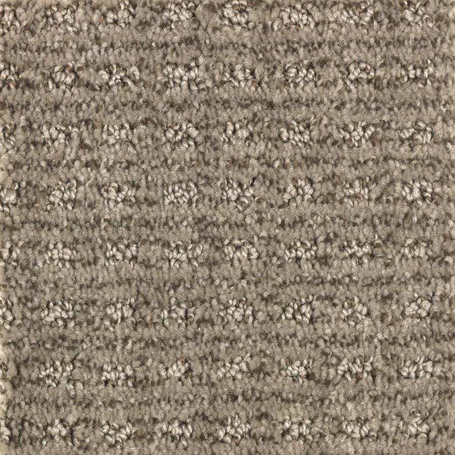 Mohawk Essentials Fashion Lane Perfect Taupe Pattern Interior Carpet