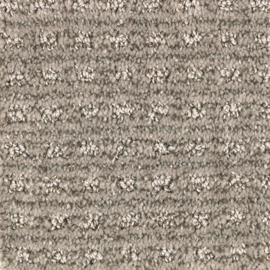 Mohawk Essentials Fashion Lane 12-ft W x Cut-to-Length Gentle Doe Pattern Interior Carpet
