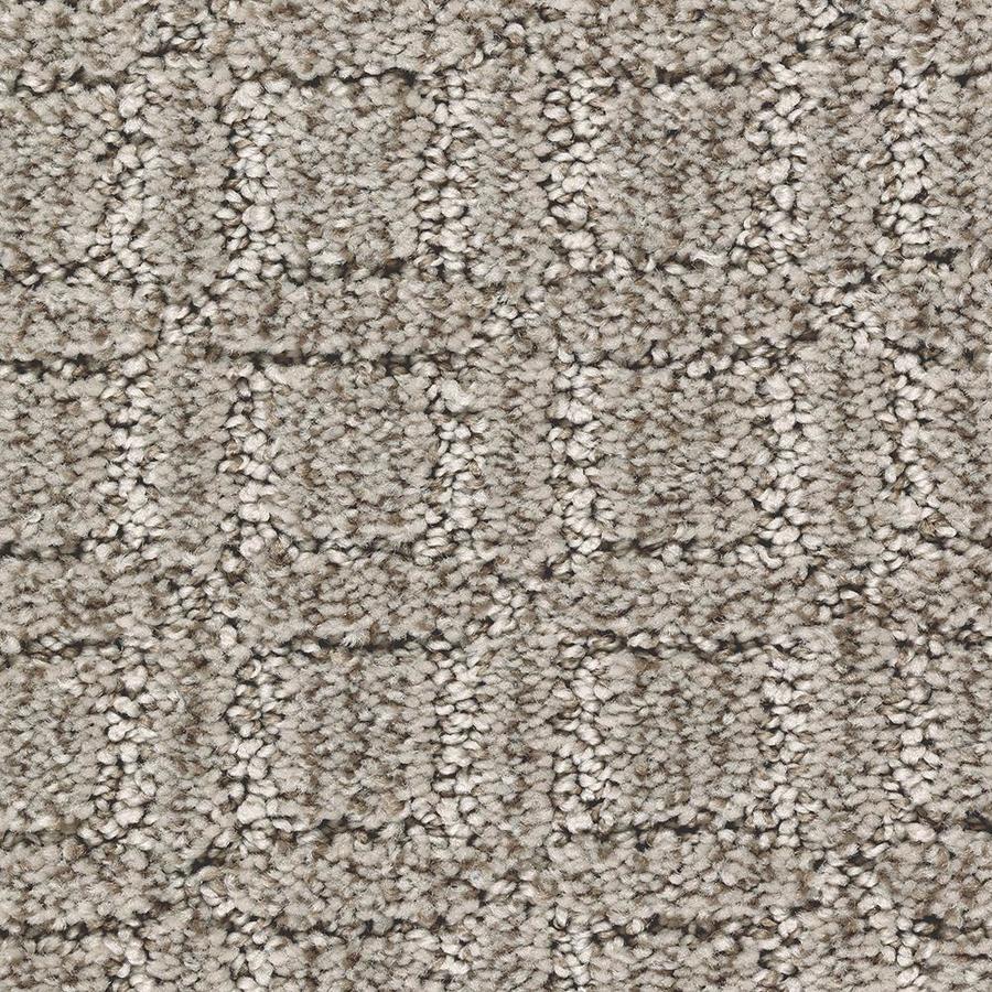 Mohawk Essentials Fashion Walk 12-ft W x Cut-to-Length Granite Dust Pattern Interior Carpet