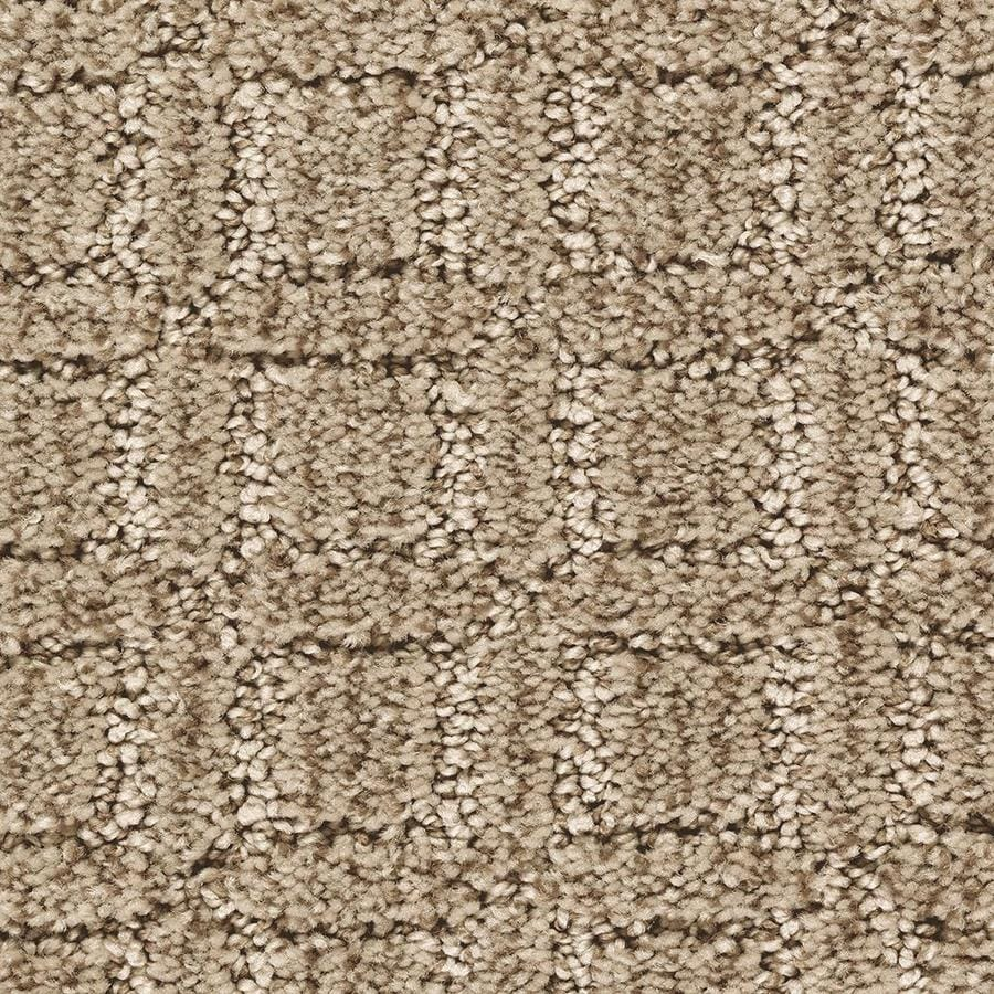 Mohawk Essentials Fashion Walk 12-ft W x Cut-to-Length Scotch Tweed Pattern Interior Carpet
