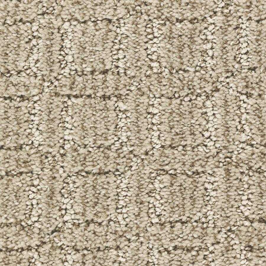 Mohawk Essentials Fashion Walk 12-ft W x Cut-to-Length Belgian Linen Pattern Interior Carpet