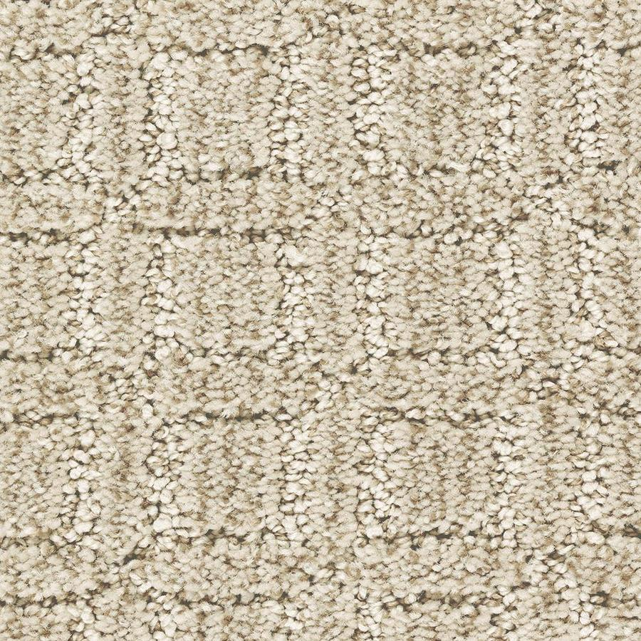 Mohawk Essentials Fashion Walk 12-ft W x Cut-to-Length Harmonious Pattern Interior Carpet