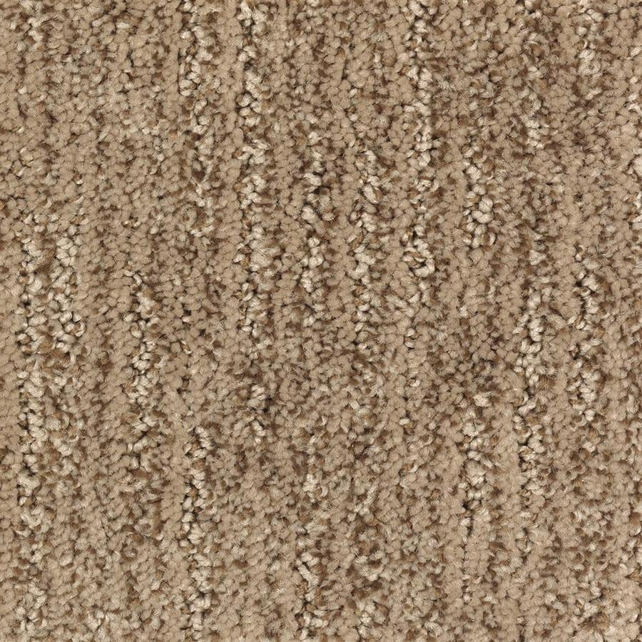 Mohawk Essentials Fashion Style 12-ft W x Cut-to-Length Amber Dawn Pattern Interior Carpet