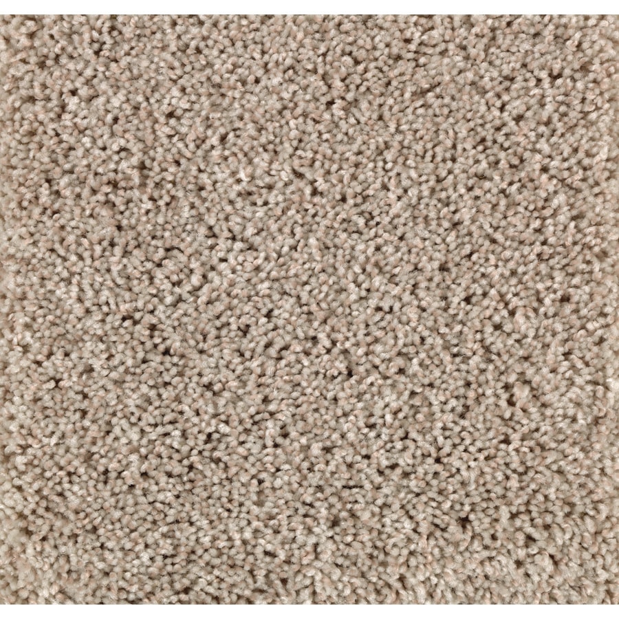Mohawk Essentials Cornerstone 12-ft W x Cut-to-Length Bleached Wool Textured Interior Carpet