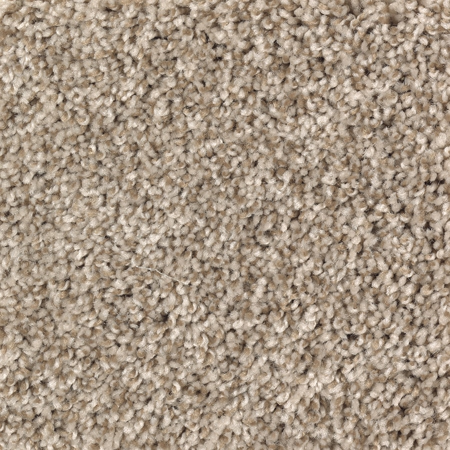 Mohawk Essentials Cornerstone Honey Butter Textured Interior Carpet