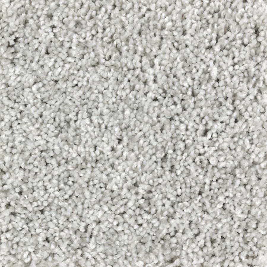 Mohawk Essentials Cornerstone 12-ft W x Cut-to-Length First Star Textured Interior Carpet