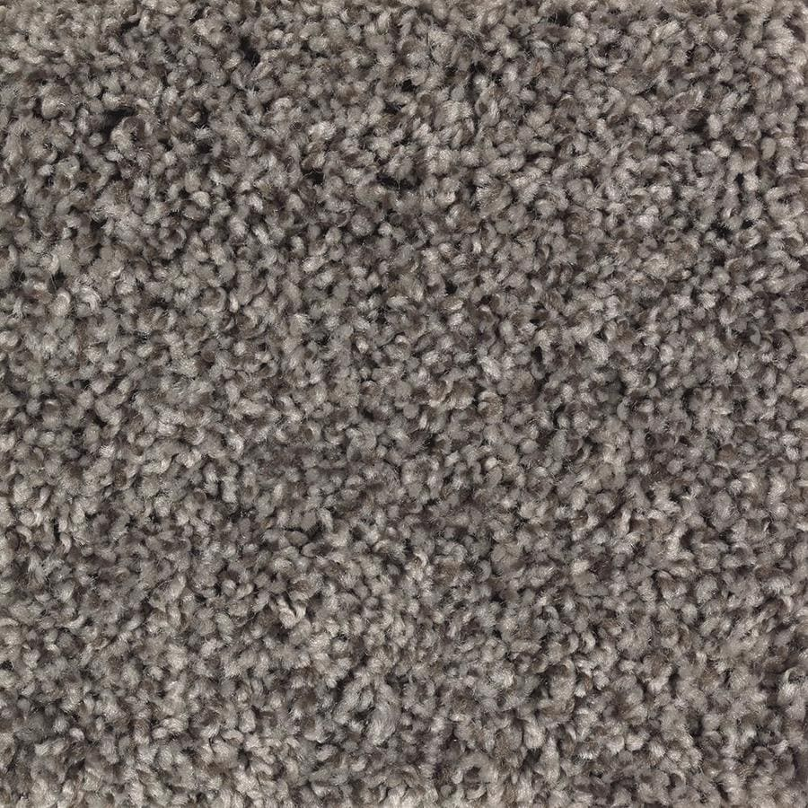 Mohawk Essentials Cornerstone Vintage Mahogany Textured Indoor Carpet