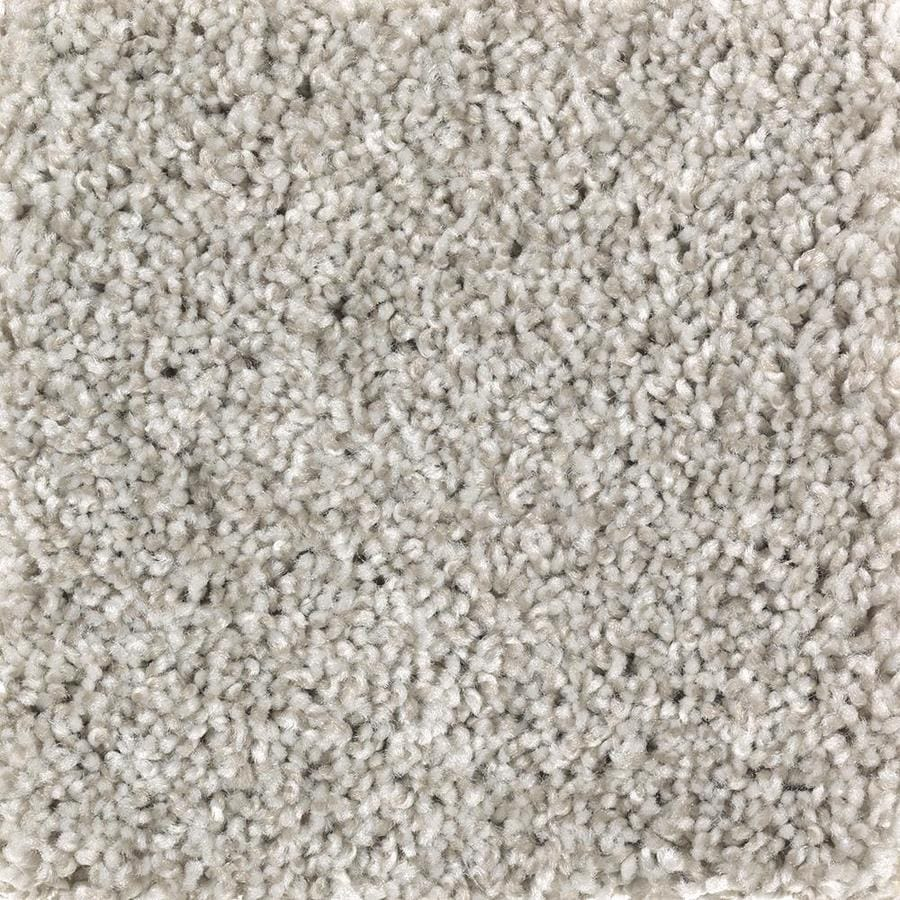 Mohawk Essentials Cornerstone 12-ft W x Cut-to-Length Opal Textured Interior Carpet