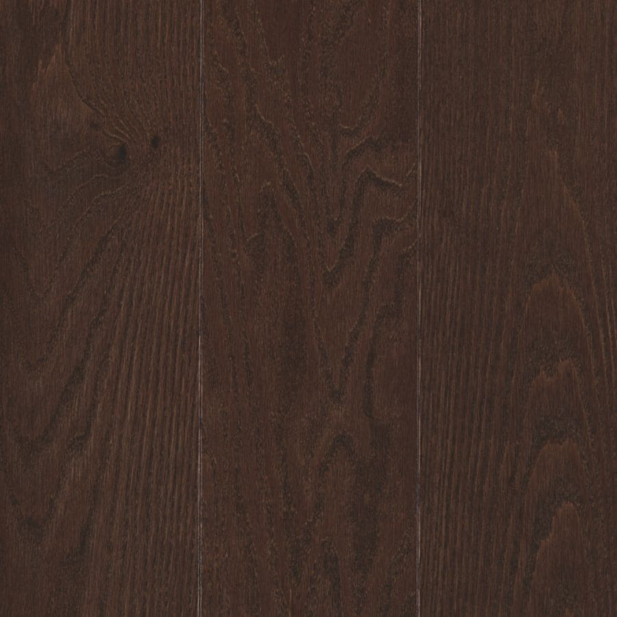 Shop Pergo American Era 5 In Chocolate Oak Solid Hardwood