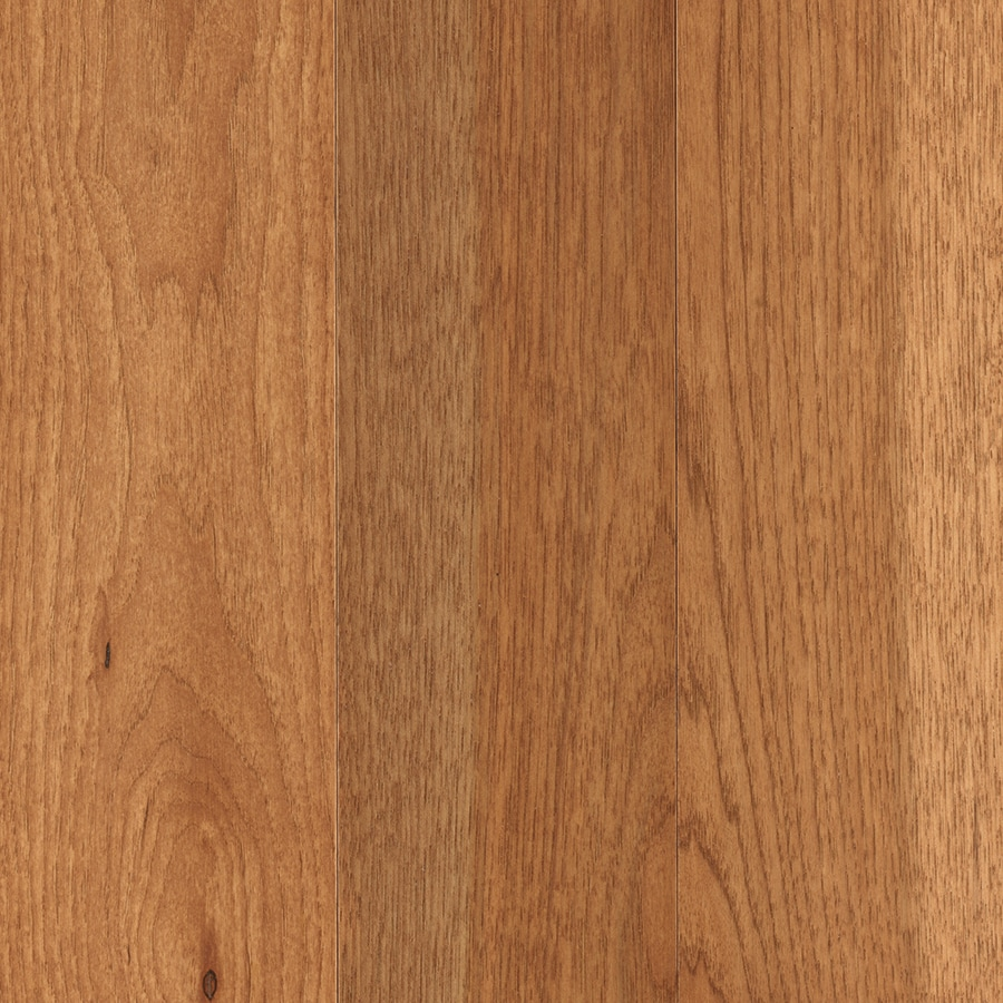 Pergo American Era 5 In Toffee Hickory Solid Hardwood