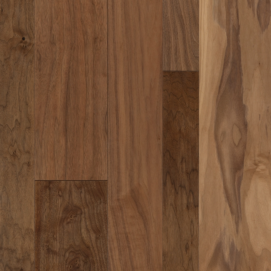 Shop pergo lifestyles variable width prefinished java for Walnut hardwood flooring