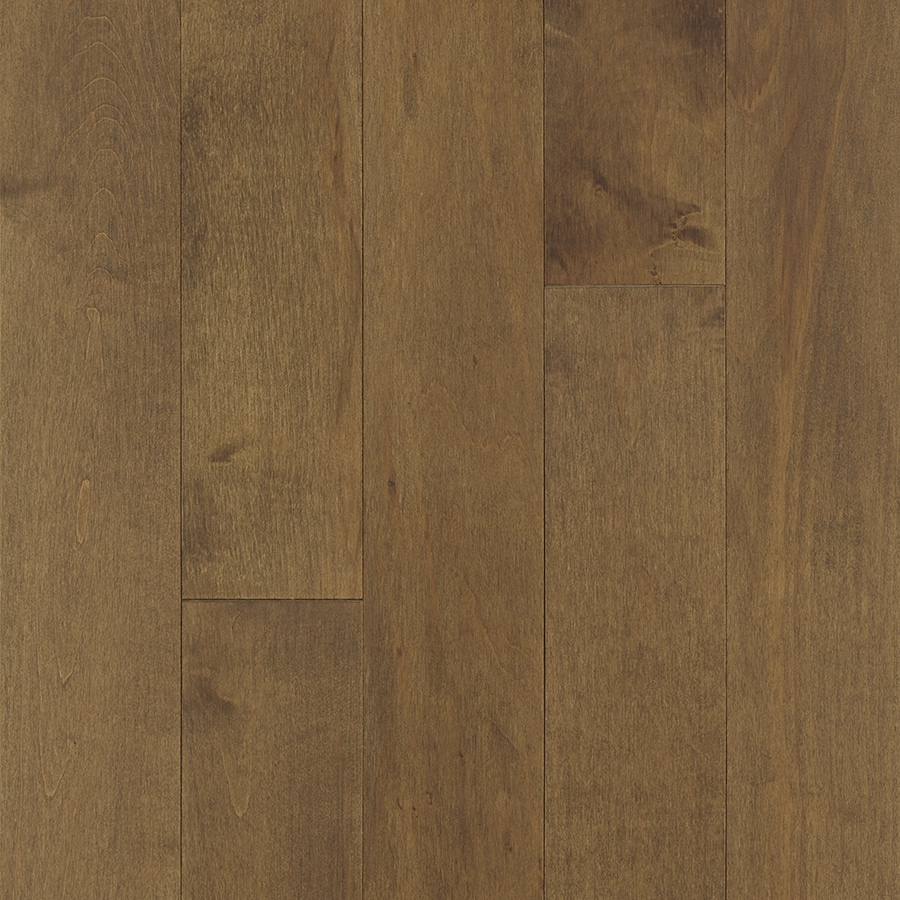 Pergo American Era 5-in Prefinished Frontier Smooth/Traditional Maple Hardwood Flooring (19-sq ft)
