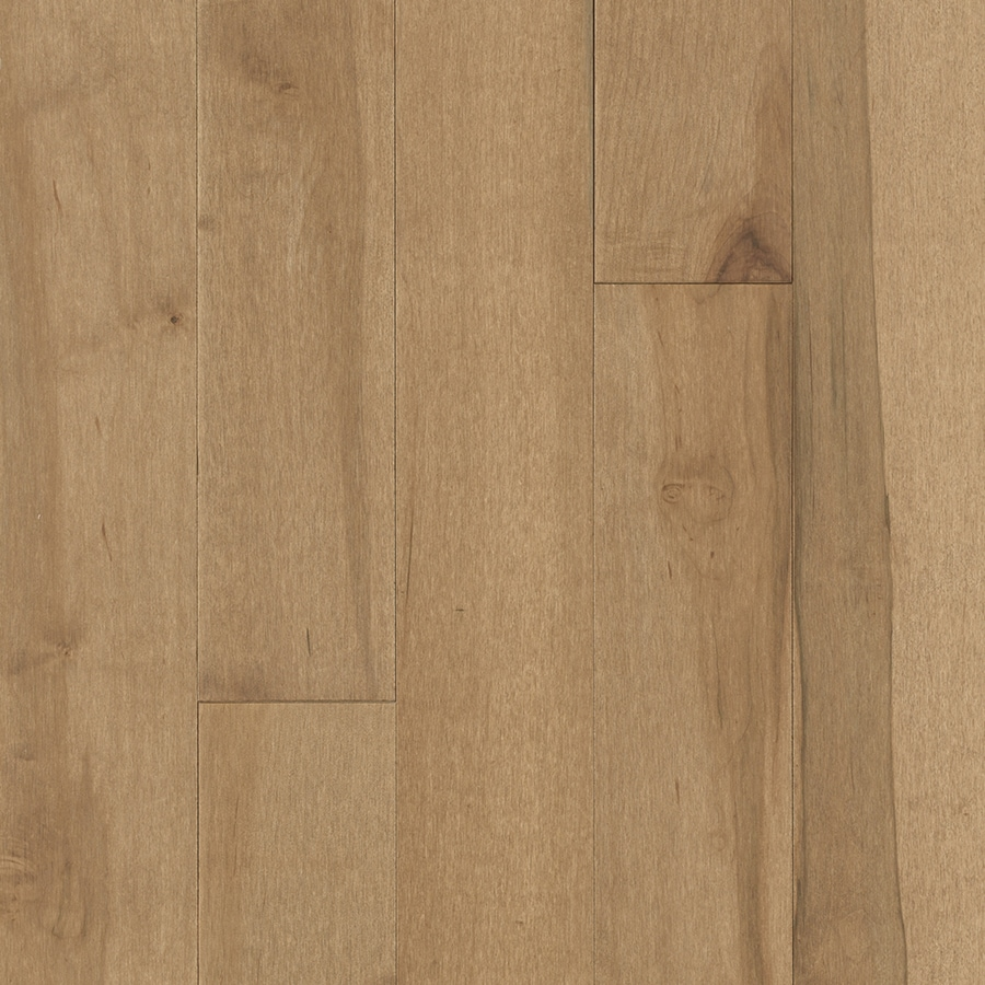 Shop Pergo American Era In Prefinished Sandbank Maple Hardwood - Pergo hardwood flooring
