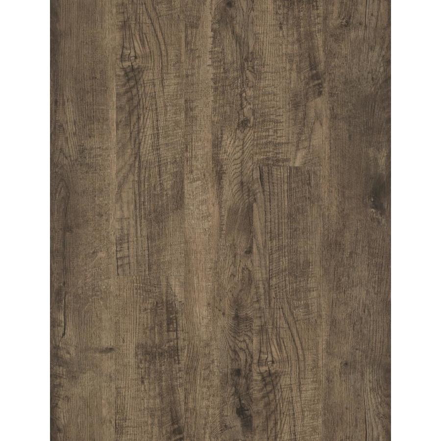 Mohawk 27-Piece 6-in x 48-in Sherwood Glue (Adhesive) Luxury Vinyl Plank