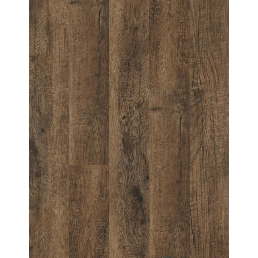 Mohawk 27-Piece 6-in x 48-in Deerskin Glue (Adhesive) Luxury Vinyl Plank