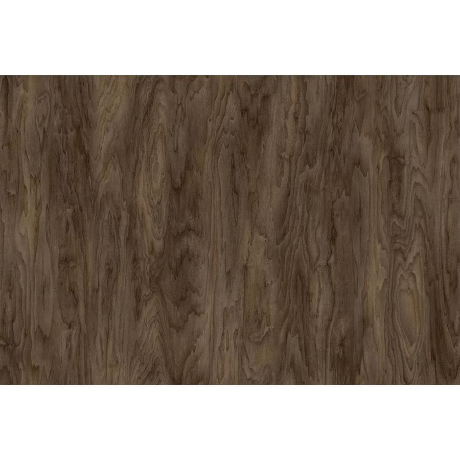 Mohawk 7-Piece 8-in x 48-in Brown Derby Locking Luxury Vinyl Plank
