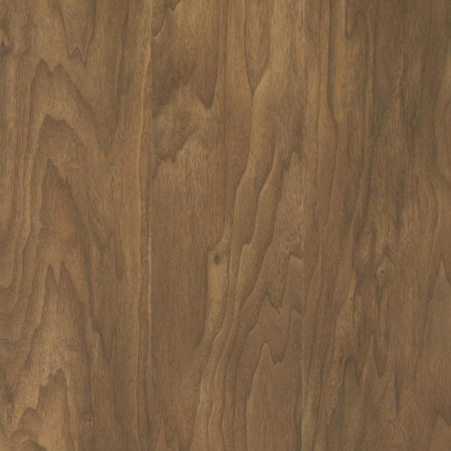 Mohawk 18-Piece 8-in x 48-in Chestnut Adhesive Luxury Vinyl Plank