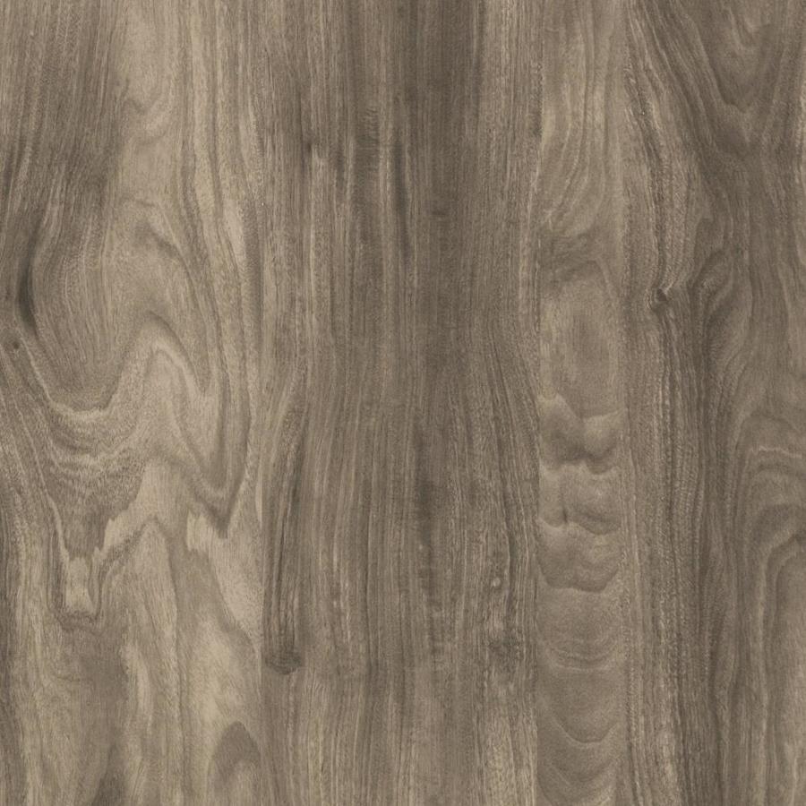Mohawk 18-Piece 8-in x 48-in Weathered Deck Glue (Adhesive) Luxury  Vinyl Plank