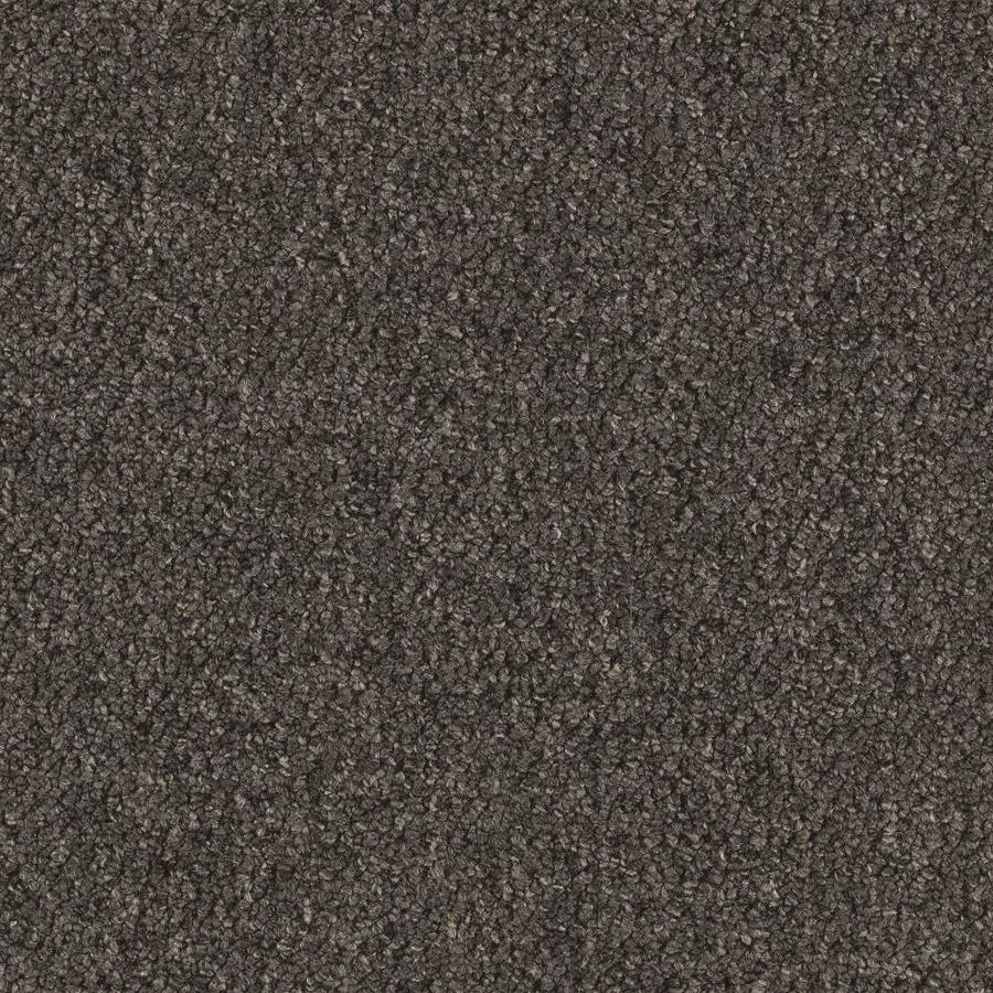 Mohawk Home and Office 12-ft W x Cut-to-Length Pavement Plush Interior Carpet