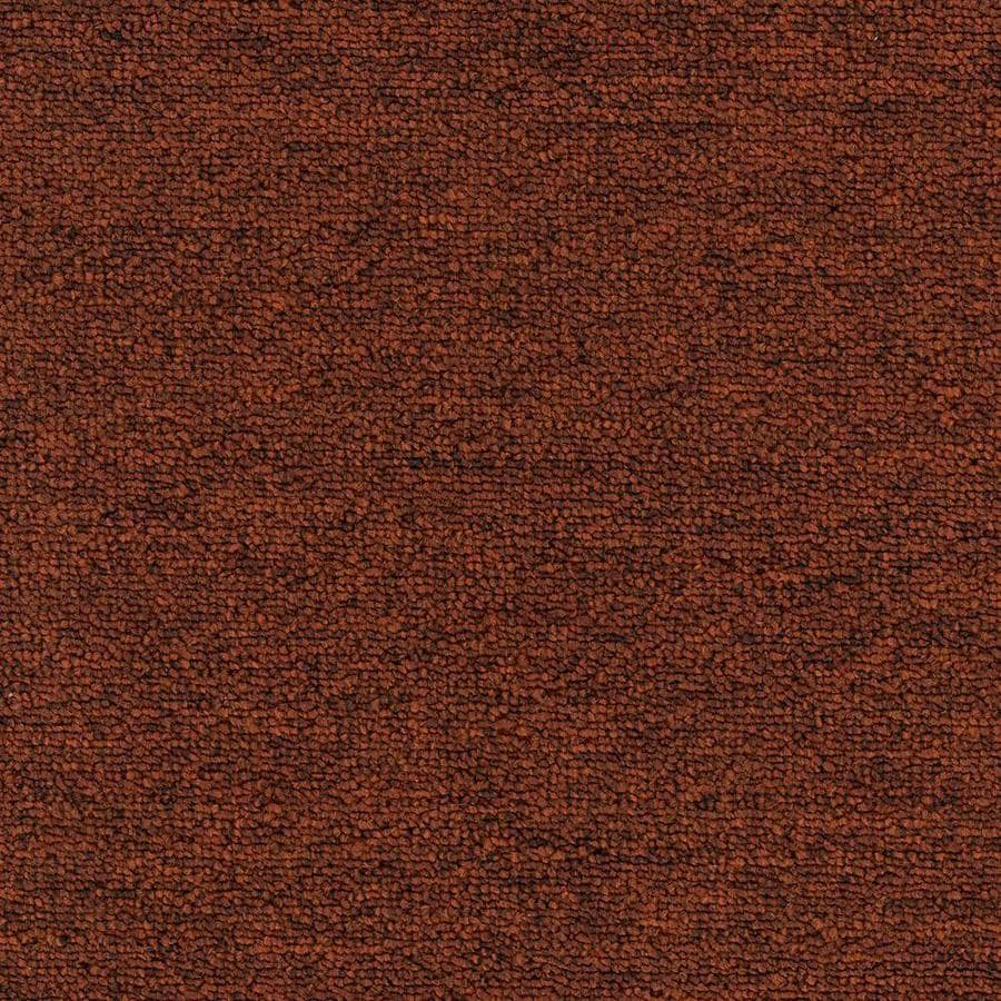 Mohawk Lowe's Home and Office Sienna Berber/Loop Interior Carpet