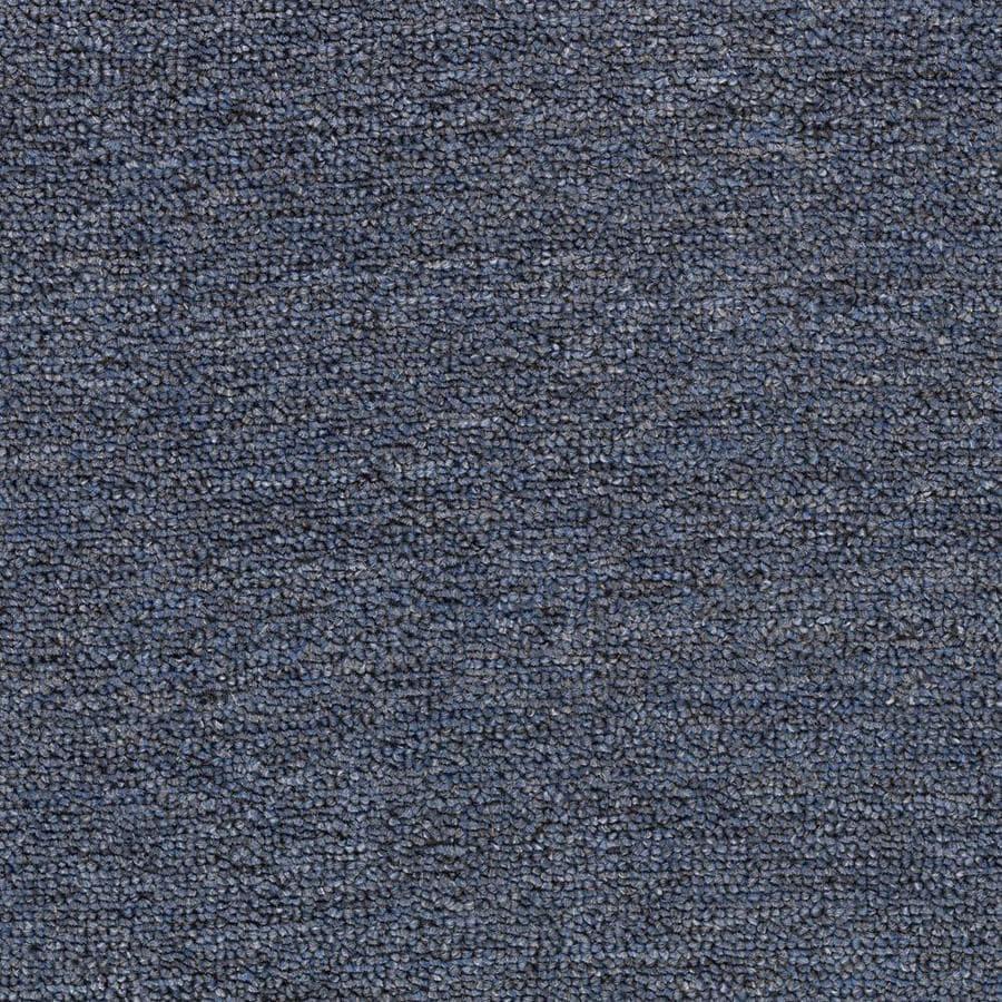 Mohawk Home and Office 12-ft W x Cut-to-Length INDIGO Berber/Loop Interior Carpet