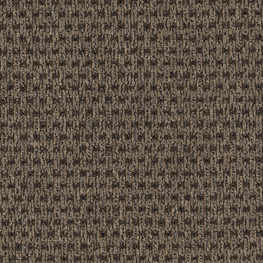 Mohawk Home and Office 12-ft W x Cut-to-Length Pine Cone Plush Interior Carpet