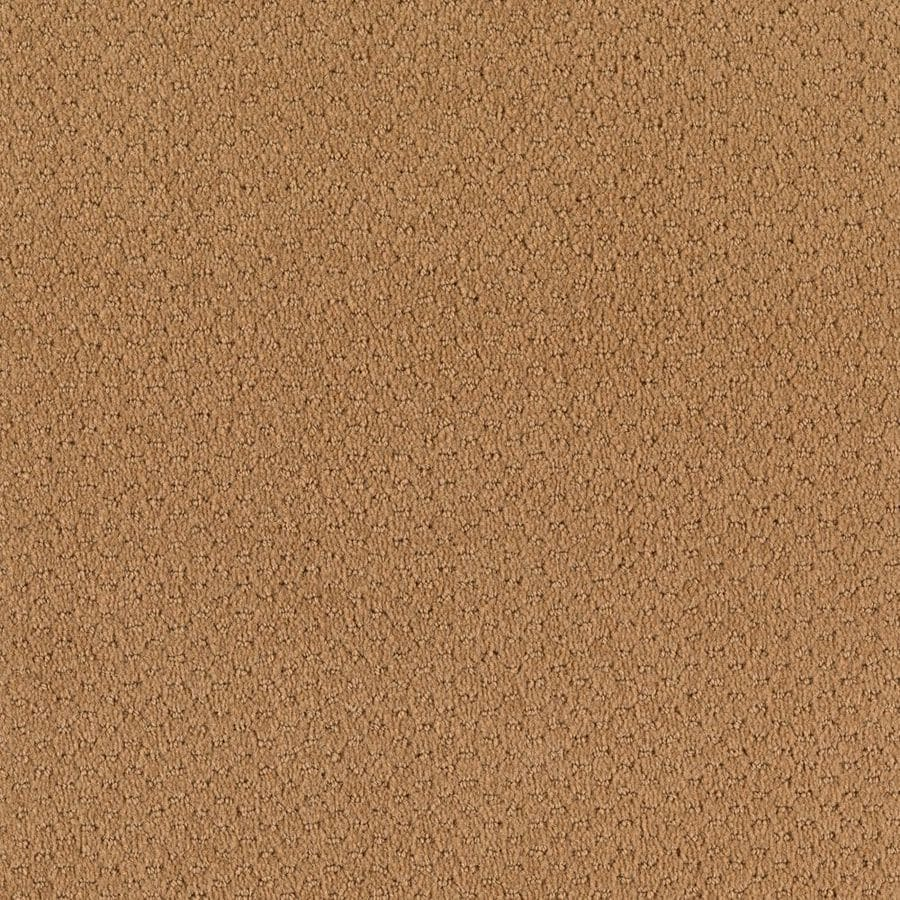 Mohawk Home and Office 12-ft W x Cut-to-Length RUSSET Pattern Interior Carpet