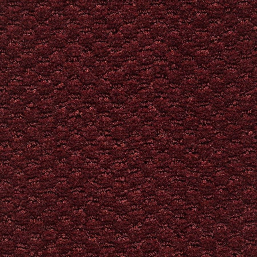 Mohawk Home and Office 12-ft W x Cut-to-Length CABERNET Pattern Interior Carpet