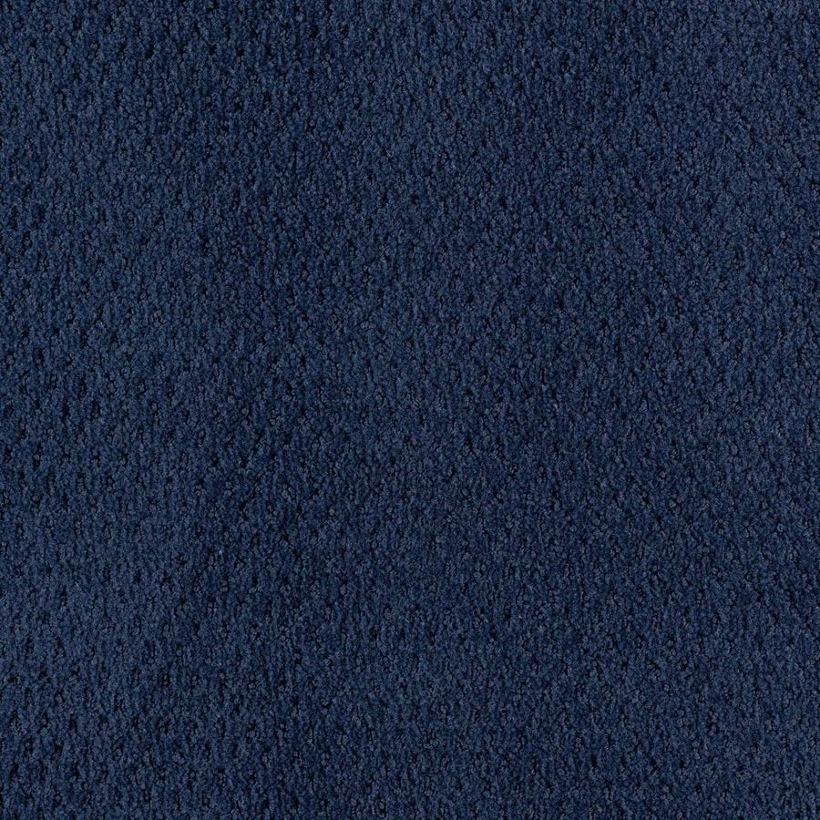 Mohawk Home and Office 12-ft W x Cut-to-Length BLUE BAYOU Pattern Interior Carpet