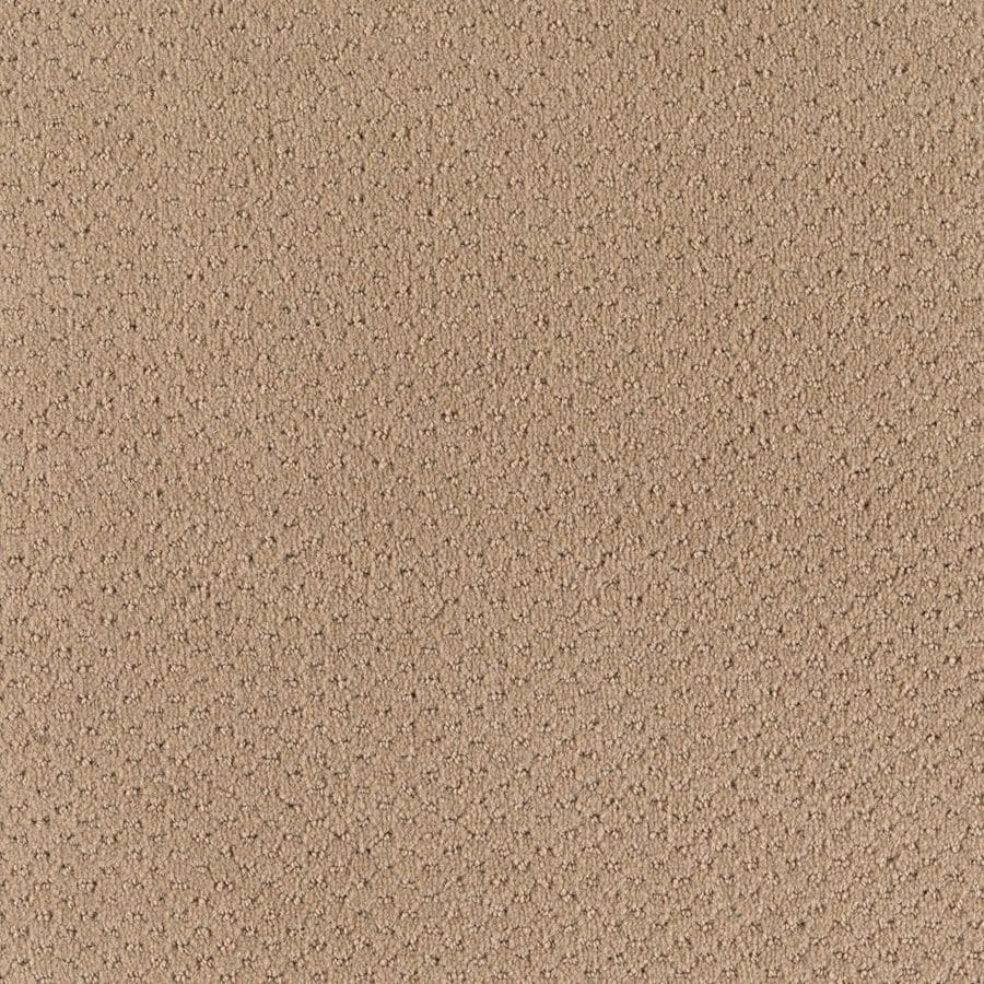 Mohawk Home and Office 12-ft W x Cut-to-Length ROASTED NUTS Pattern Interior Carpet
