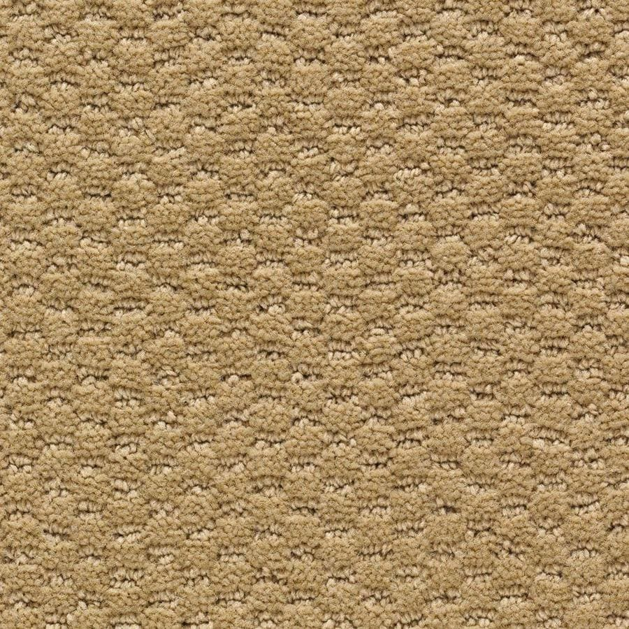 Mohawk Home and Office 12-ft W Buckskin Pattern Interior Carpet