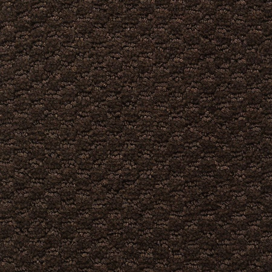 Mohawk Lowe's Home and Office Dark Roast Pattern Interior Carpet