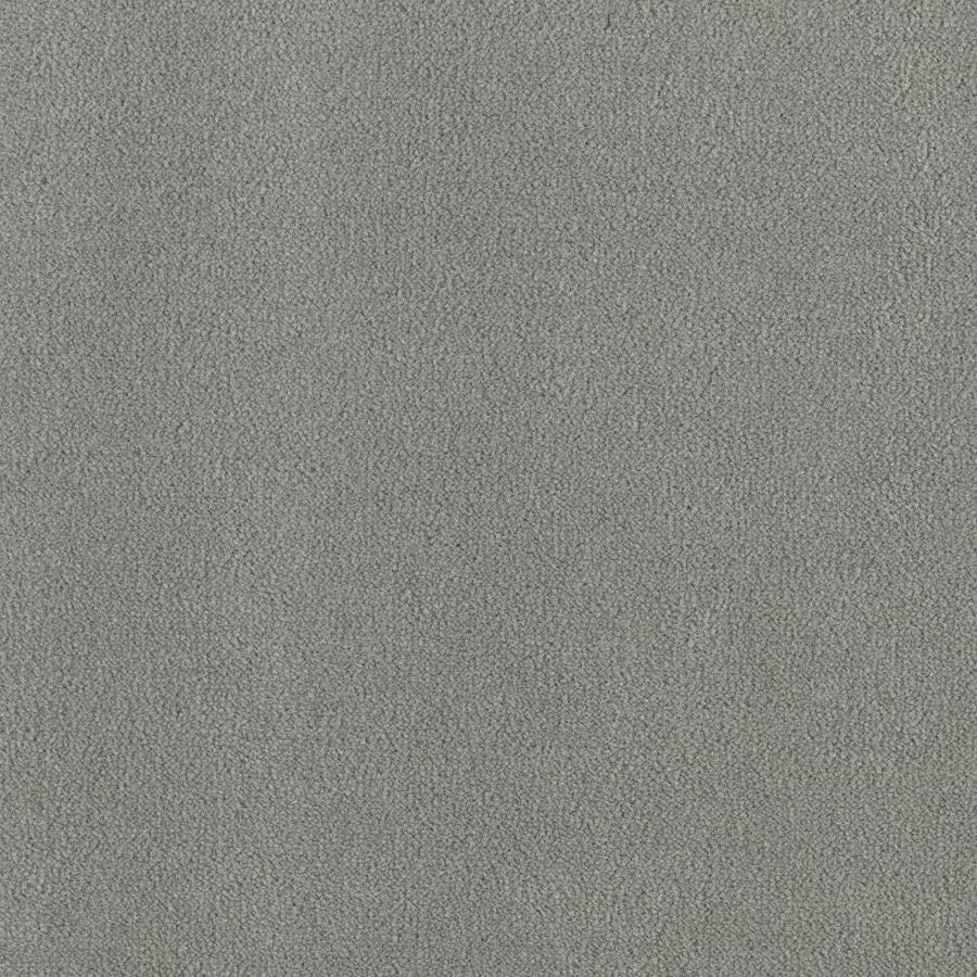 Mohawk Home and Office 12-ft W x Cut-to-Length Aquamarine Plush Interior Carpet
