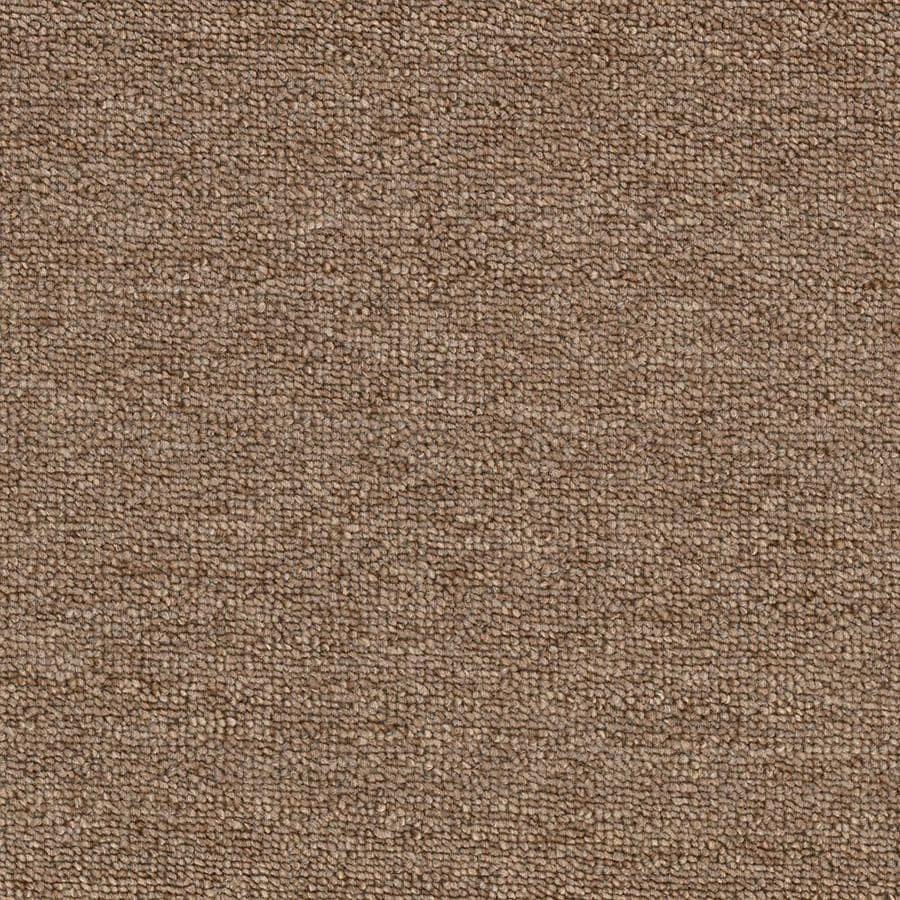 Mohawk Lowe's Home and Office Butter Beer Berber/Loop Interior Carpet