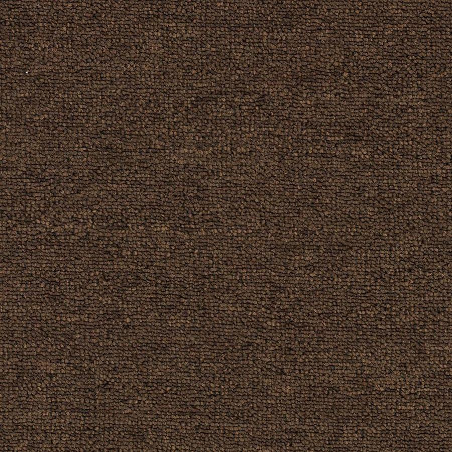 Mohawk Home and Office 12-ft W x Cut-to-Length BARK Berber/Loop Interior Carpet