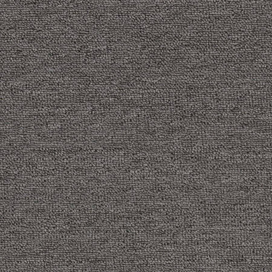 Mohawk Home and Office 12-ft W x Cut-to-Length SMOKEY Berber/Loop Interior Carpet