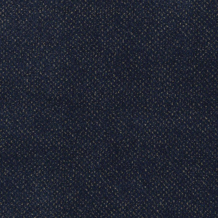 Mohawk Lowe's Home and Office Blue Bayou Pattern Interior Carpet