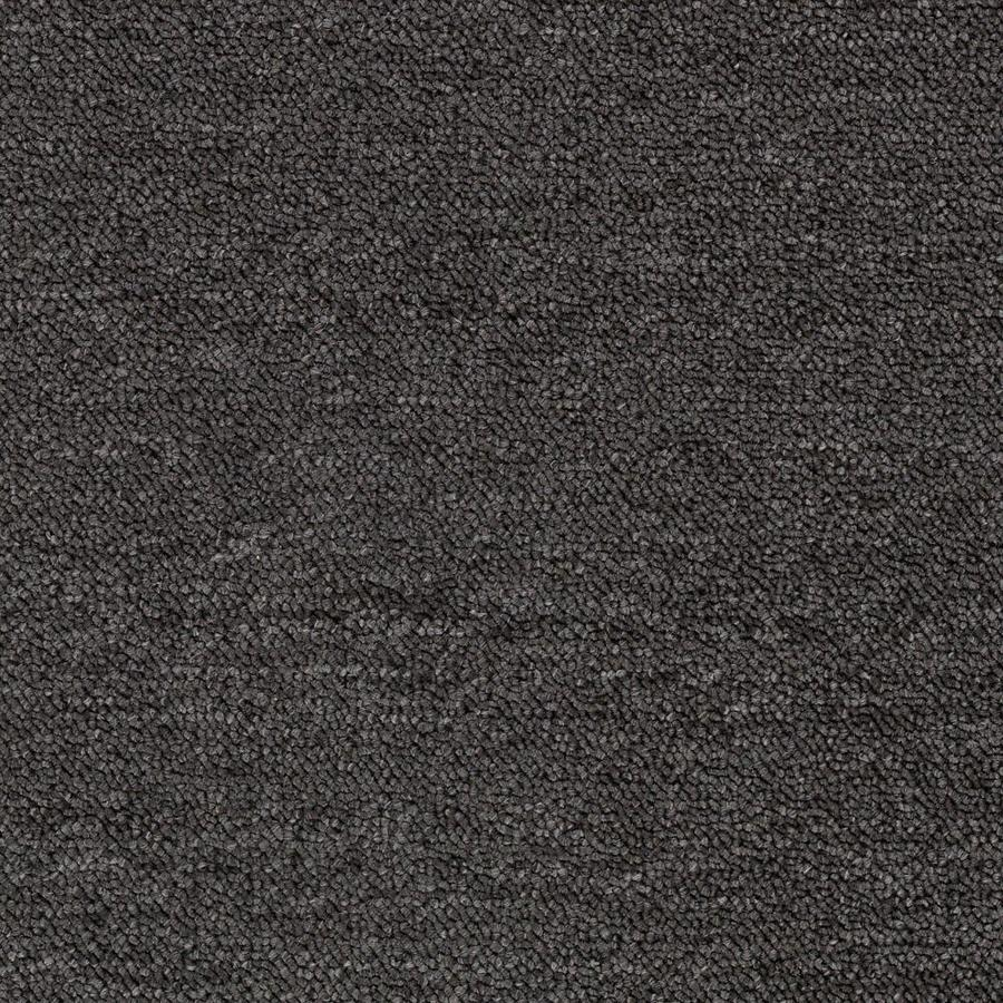 Mohawk Home and Office 15-ft W x Cut-to-Length SMOKESTACK Berber/Loop Interior Carpet