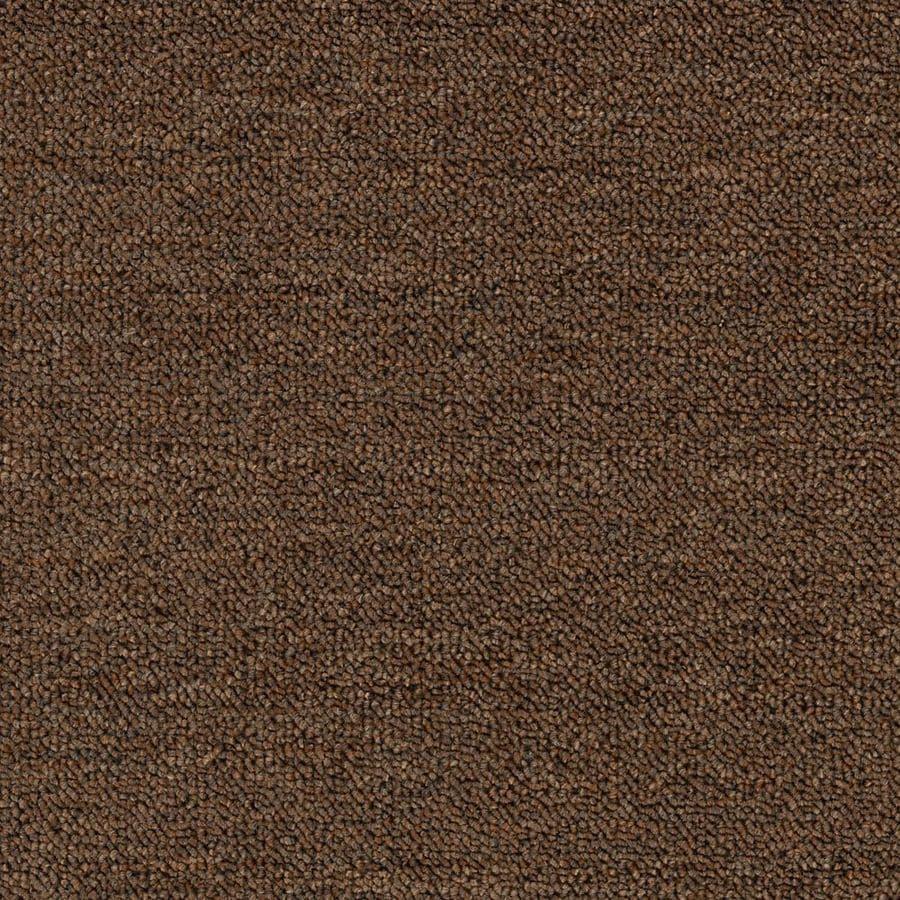 Mohawk Lowe's Home and Office Pine Nut Berber/Loop Interior Carpet