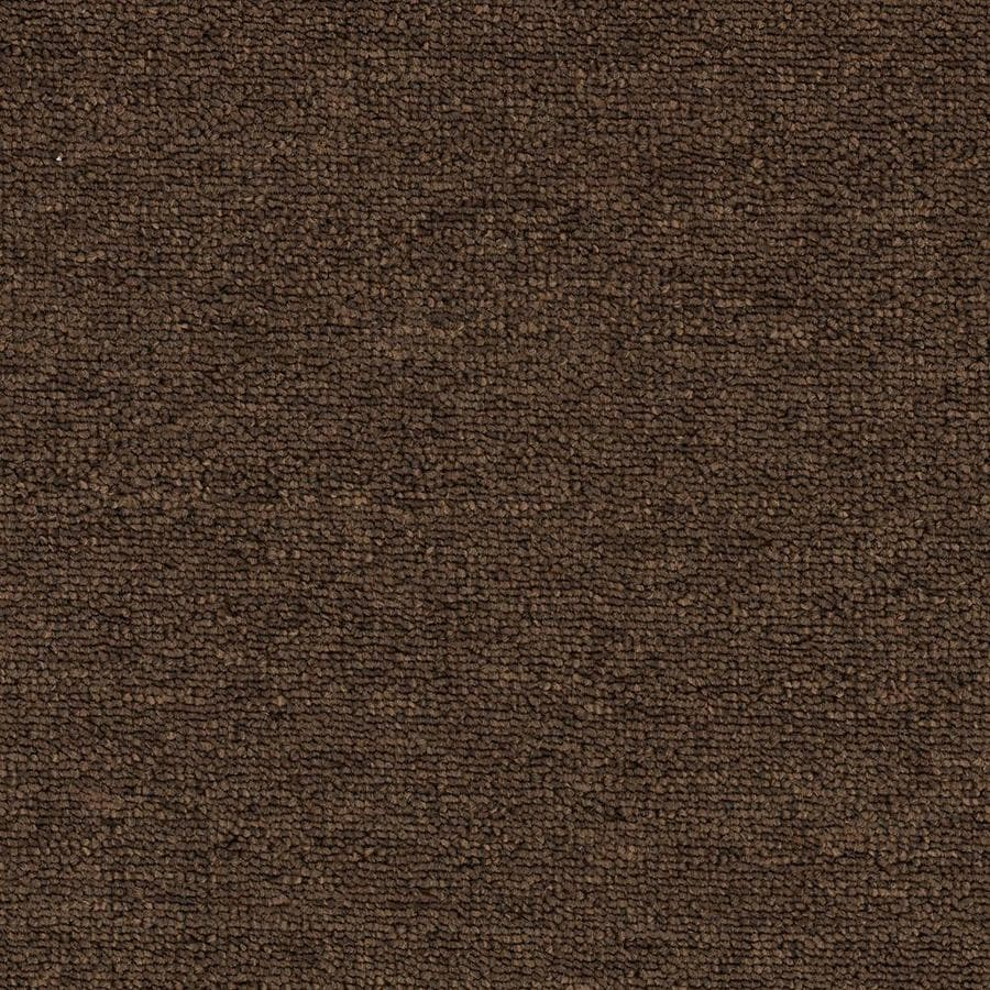 Mohawk Lowe's Home and Office Bark Berber/Loop Interior Carpet