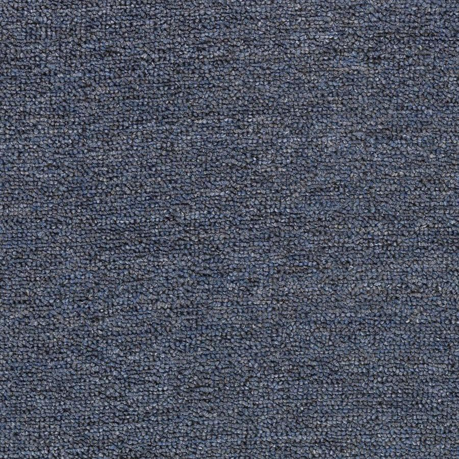 Mohawk Lowe's Home and Office Indigo Berber/Loop Interior Carpet