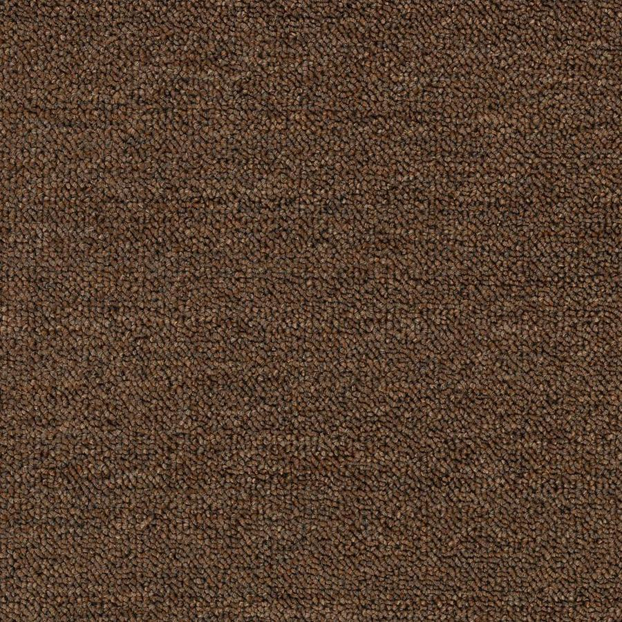 Mohawk Lowe's Home and Office Pine Nut Berber/Loop Interior Carpet