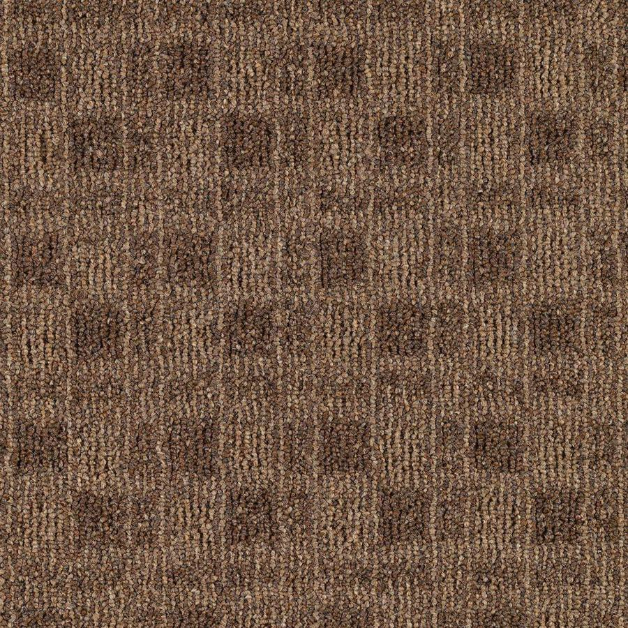 Mohawk Home and Office Aladdin 12-ft W x Cut-to-Length Zoey Berber/Loop Interior Carpet