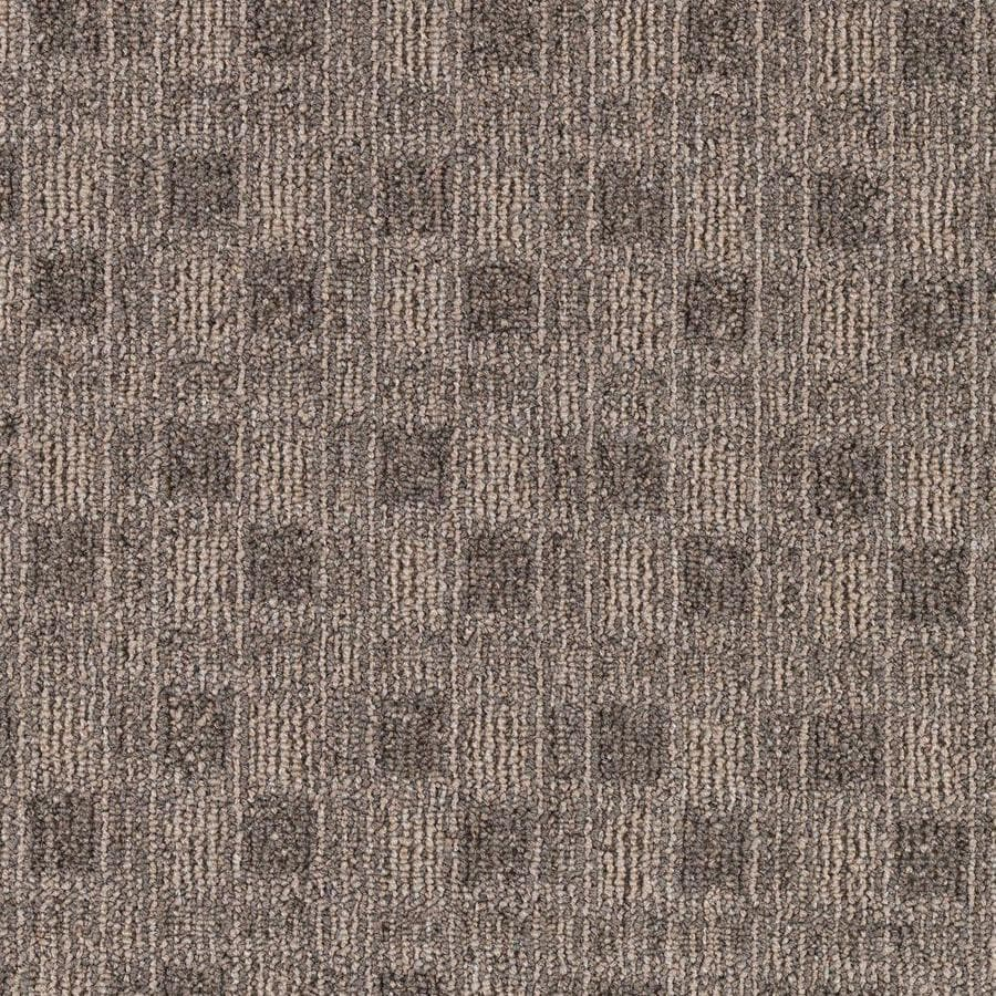 Mohawk Home and Office Aladdin 12-ft W x Cut-to-Length Spot Berber/Loop Interior Carpet