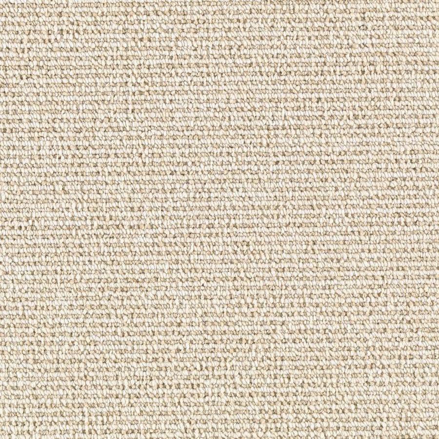 Mohawk 12-ft W x Cut-to-Length Sand Dune Berber/Loop Interior Carpet