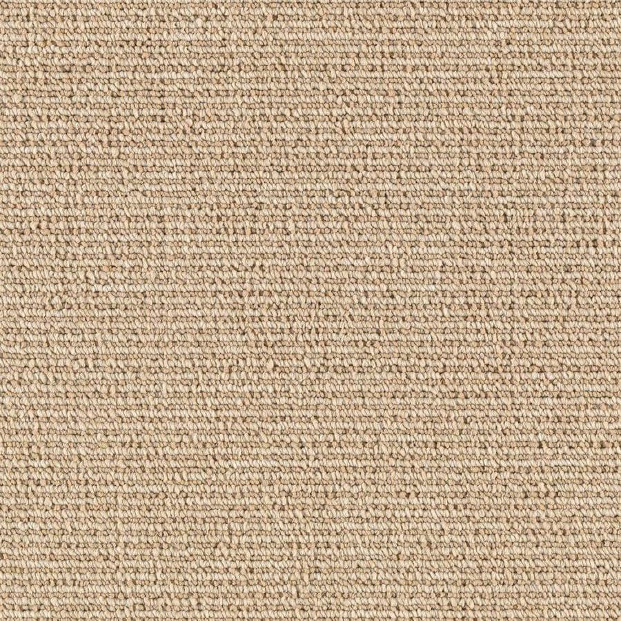 Mohawk Mohawk 12-ft W x Cut-to-Length Jute Berber/Loop Interior Carpet