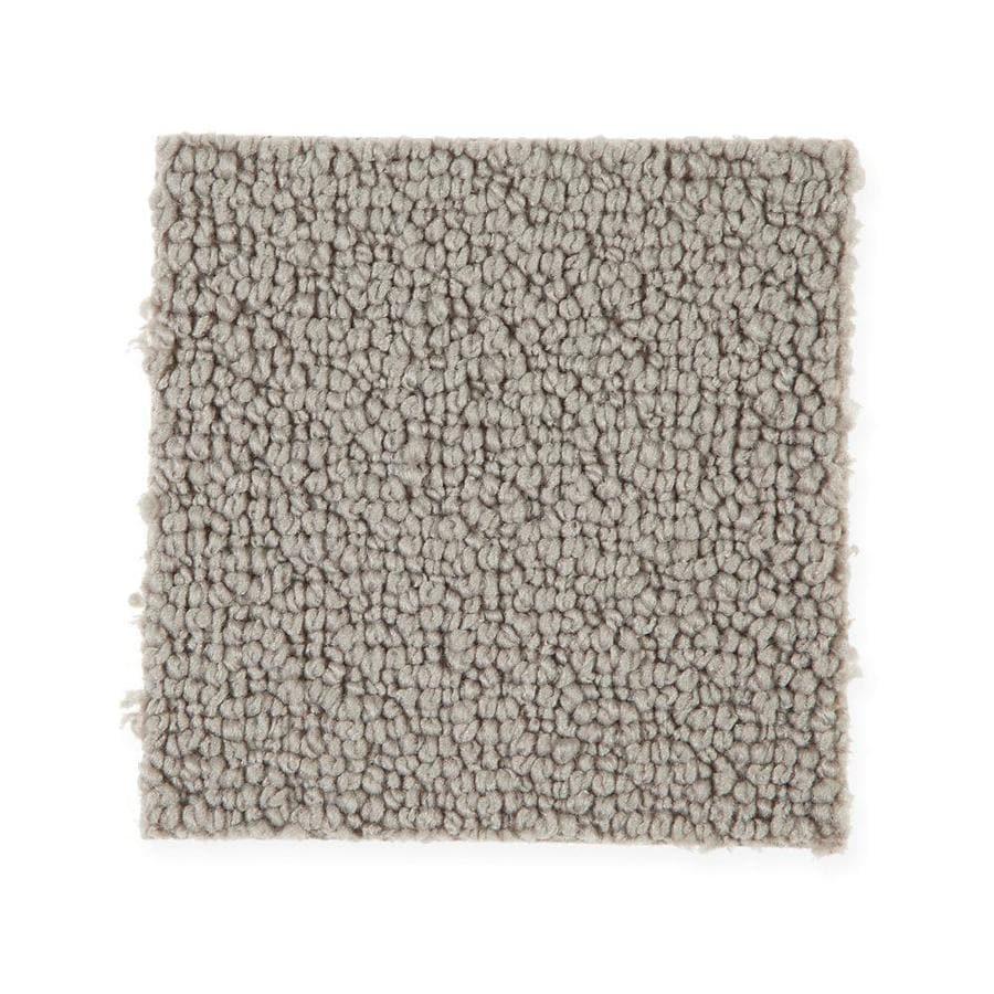 Mohawk 12-ft W x Cut-to-Length Perfect Mix Berber/Loop Interior Carpet
