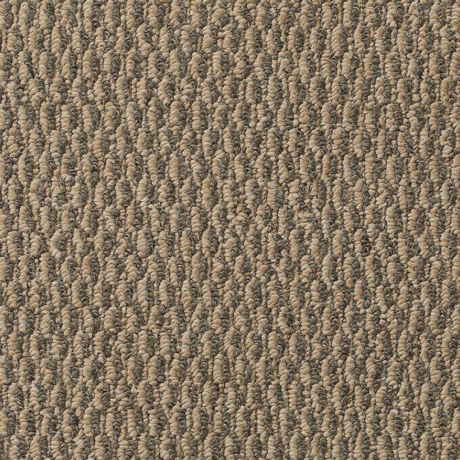 Mohawk 12-ft W x Cut-to-Length Seaweed Berber/Loop Interior Carpet