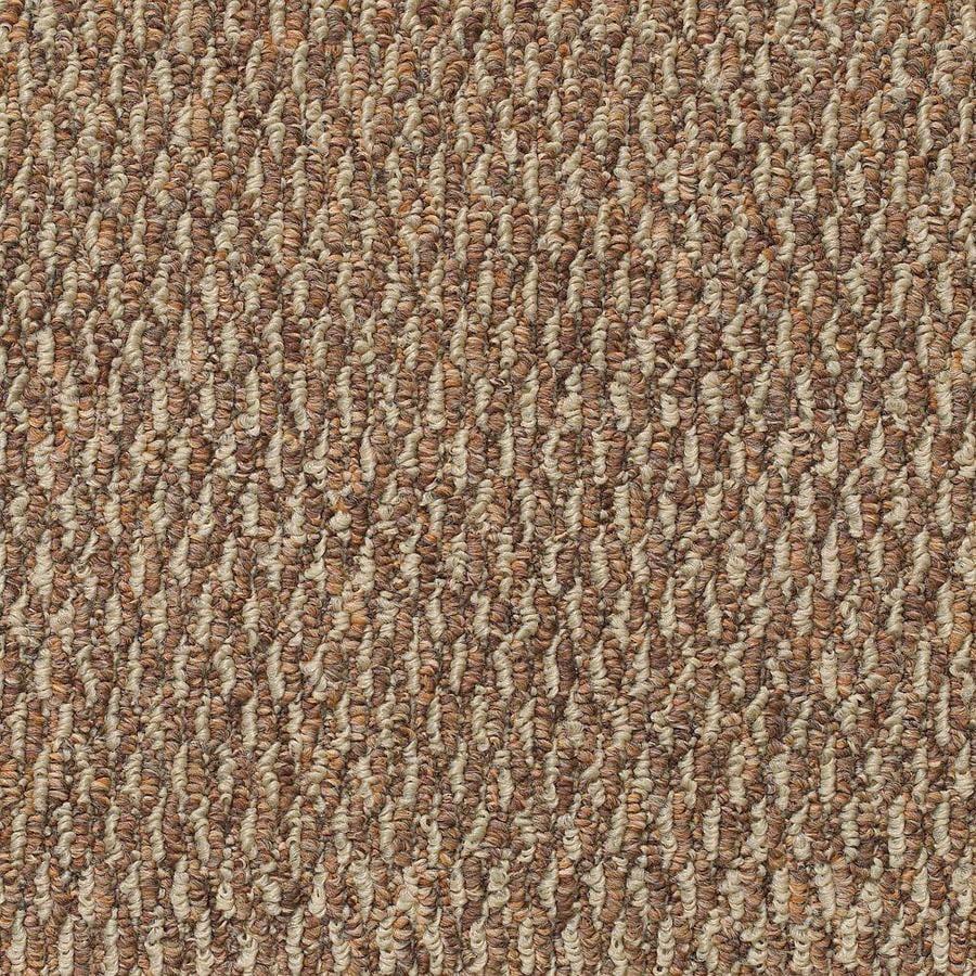 Mohawk Berber Pottery Carpet Sample At Lowes Com